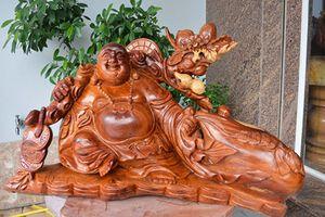 Bí quyết đặt tượng Phật Di Lặc trong nhà chuẩn phong thủy