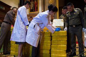 Đại dịch ma túy tổng hợp ở châu Á