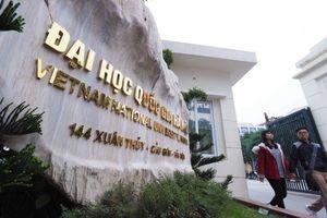 Giáo dục đại học Việt Nam đón nhận tin vui