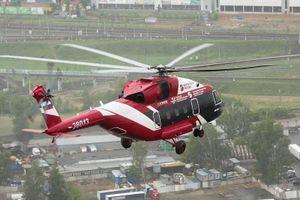 Nga cho ra mắt máy bay trực thăng Mi-38T