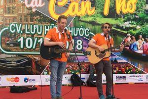 Đậm dấu ấn Ngày hội Văn hóa Hà Lan tại Cần Thơ