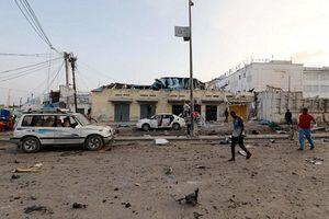 Đánh bom liều chết tại Somalia, ít nhất 39 người thiệt mạng