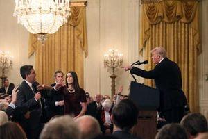 Tổng thống Trump và truyền thông Mỹ: Cuộc chiến không có hồi kết?