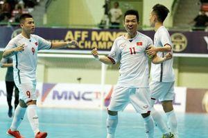Thua Malaysia, Futsal Việt Nam lỡ hẹn chung kết với Thái Lan