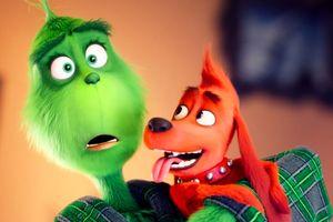 'The Grinch': Phim hoạt hình đáng xem mùa Giáng sinh