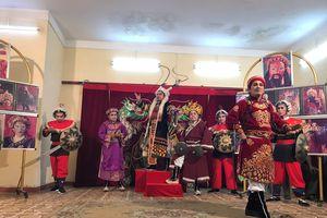Nhà hát nghệ thuật hát bội chào mừng ngày di sản văn hóa Việt Nam