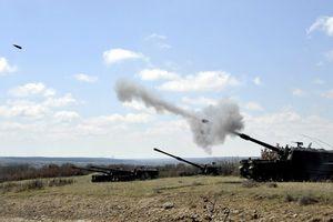Đạn pháo phát nổ khiến 25 binh sĩ Thổ Nhĩ Kỳ bị thương