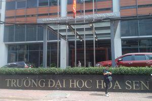 Trường ĐH Hoa Sen sẽ có hiệu trưởng mới