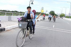 Xe đạp ở Sài Gòn