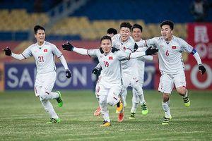 Tuyển Việt Nam nằm trong Top 3 đội trẻ nhất tại AFF Cup 2018