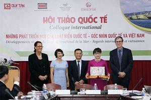 Hội thảo Quốc tế về Luật biển Quốc tế tại Đà Nẵng