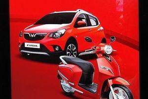 Ôtô cỡ nhỏ của Vinfast lộ diện, ra mắt ngày 20/11 ở Hà Nội
