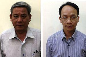 Ông Lê Văn Thanh và Nguyễn Thanh Chương mời luật sư