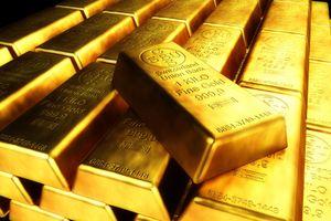 Giá vàng tiếp tục giảm mạnh trong ngày cuối tuần