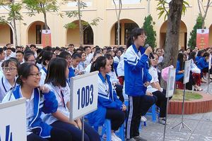 Trường Thái Phiên xây dựng tình bạn đẹp, nói không với bạo lực học đường