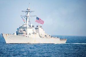 Mỹ thẳng thừng từ chối yêu cầu của TQ về việc 'không xuất hiện ở Biển Đông'