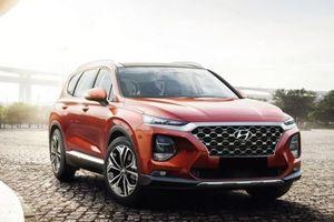 Vừa ra mắt, Hyundai SantaFe 2019 đã 'gây bão' bởi những tính năng này