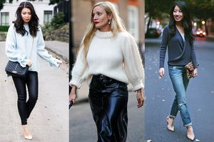 Những mẫu áo len đẹp, bắt trend các nàng nên rinh về tủ đồ ngay để đi đầu xu hướng mùa đông năm nay nhé!