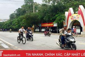 Hương Khê xử lý gần 2.000 trường hợp vi phạm Luật Giao thông đường bộ