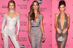 Thảm đỏ hậu Victoria's Secret Fashion show 2018: Mốt xuyên thấu tiếp tục lên ngôi