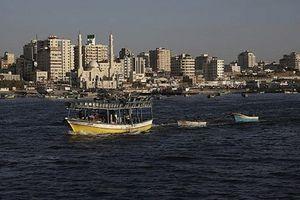 Israel, Qatar thỏa thuận lập cảng biển ở đảo Cyprus để hỗ trợ Gaza