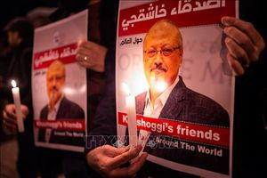 Pháp, Mỹ yêu cầu làm sáng tỏ cái chết của nhà báo J.Khashoggi