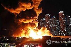 4 công nhân Việt Nam thương vong vì nổ nhà máy ở Hàn Quốc