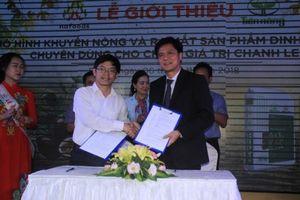 Ra mắt mô hình khuyến nông tư nhân đầu tiên tại Việt Nam
