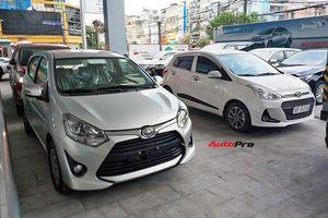 Toyota Wigo bán vượt Hyundai Grand i10 - Tân binh vươn thành vua phân khúc và lời đe dọa từ xe Nhật tới xe Hàn