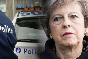 Đoàn xe chở các Thủ tướng của Anh, Bỉ gặp sự cố bất ngờ