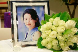 Đám tang Lam Khiết Anh: 300 người và băng rôn đòi công bằng
