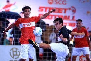 Kim Thành Phát vô địch Giải bóng đá đường phố 2018
