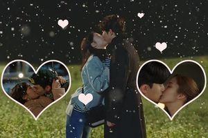 Đỏ mặt với những nụ hôn 'diễn sâu như thật' của các nam diễn viên Hàn Quốc