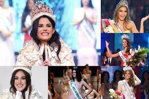 Venezuela - 'thời hoàng kim trở lại' tại các đấu trường nhan sắc quốc tế!