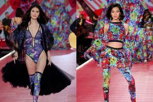Nhan sắc tuyệt mỹ của dàn chân dài Châu Á tại Victoria's Secret Show 2018