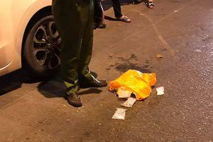 CSGT truy đuổi bắt giữ 2 đối tượng vận chuyển ma túy và vũ khí ở Sài Gòn
