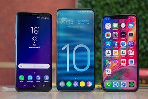 Cận cảnh Samsung Galaxy S10 đẹp nhức mắt, iPhone Xs của Apple cũng phải chào thua