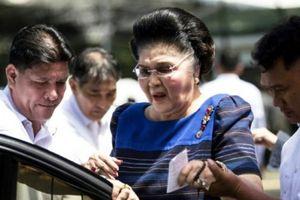 Người phụ nữ xa hoa nhất Philippines đối mặt với án tù nửa thế kỷ