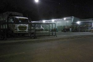 Tiền GIang: Một nam thanh niên chết bất thường trên cabin xe