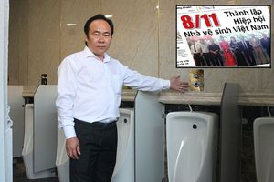 Chủ tịch Hiệp hội Nhà vệ sinh Việt Nam là ai?