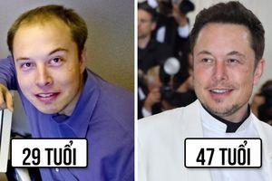 6 tỷ phú hàng đầu thế giới trước và sau khi nổi tiếng