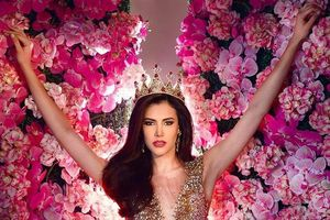 Nhan sắc vạn người mê của Tân hoa hậu Quốc tế Venezuela