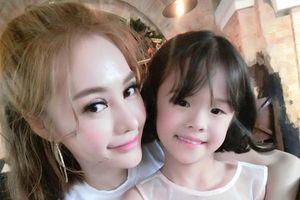 Linh Chi lần đầu nói về mối quan hệ với con gái riêng của Lâm Vinh Hải
