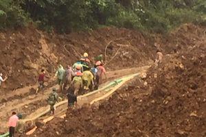 Sập hang khai thác vàng trái phép tại Hòa Bình: Đã tìm thấy 1 thi thể phu vàng