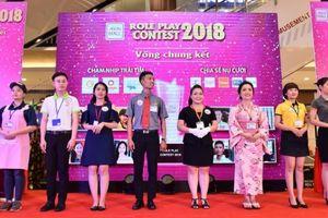 Sôi nổi vòng chung kết cuộc thi Role Play Contest 2018