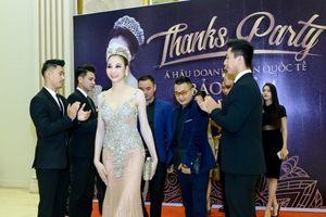 Á hậu Bảo Trâm lộng lẫy trong đêm tiệc Thanks Party