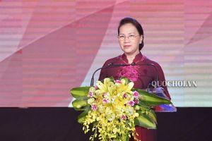 Toàn văn phát biểu của Chủ tịch Quốc hội Nguyễn Thị Kim Ngân tại Lễ hưởng ứng Ngày Pháp luật Việt Nam