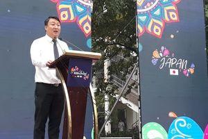 Sôi động Ngày hội của sinh viên Hà Nội