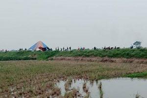 Thi thể cháy xém phát hiện bên bờ sông:Nghi án đốt xác phi tang