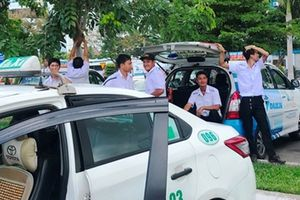 Sau vụ taxi đồng loạt đình công, Đà Nẵng siết chặt hoạt động vận tải